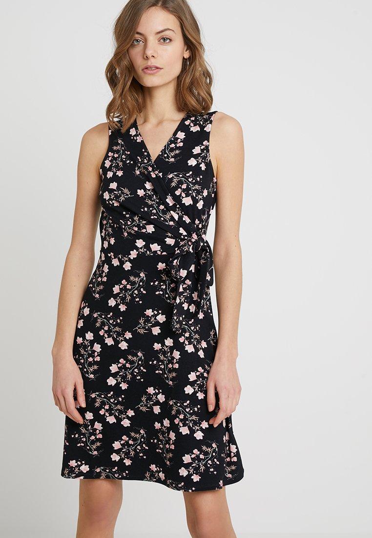 Anna Field - Jerseykleid − schwarz