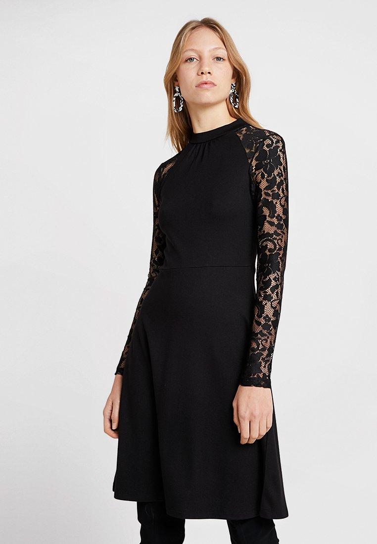 Anna Field - Jersey dress - black