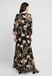 Anna Field - Maxi dress - black/rose
