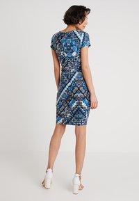 Anna Field - Žerzejové šaty - light blue/blue - 2