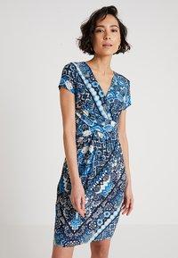 Anna Field - Žerzejové šaty - light blue/blue - 0