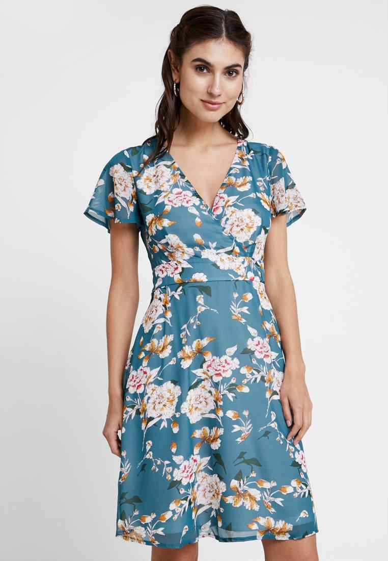 Anna Field - Day dress - petrol