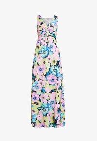 Anna Field - Maxi šaty - lilac/yellow - 4
