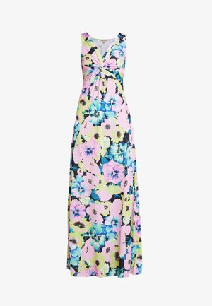 Maxi dress - lilac/yellow