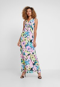 Anna Field - Maxi šaty - lilac/yellow - 2