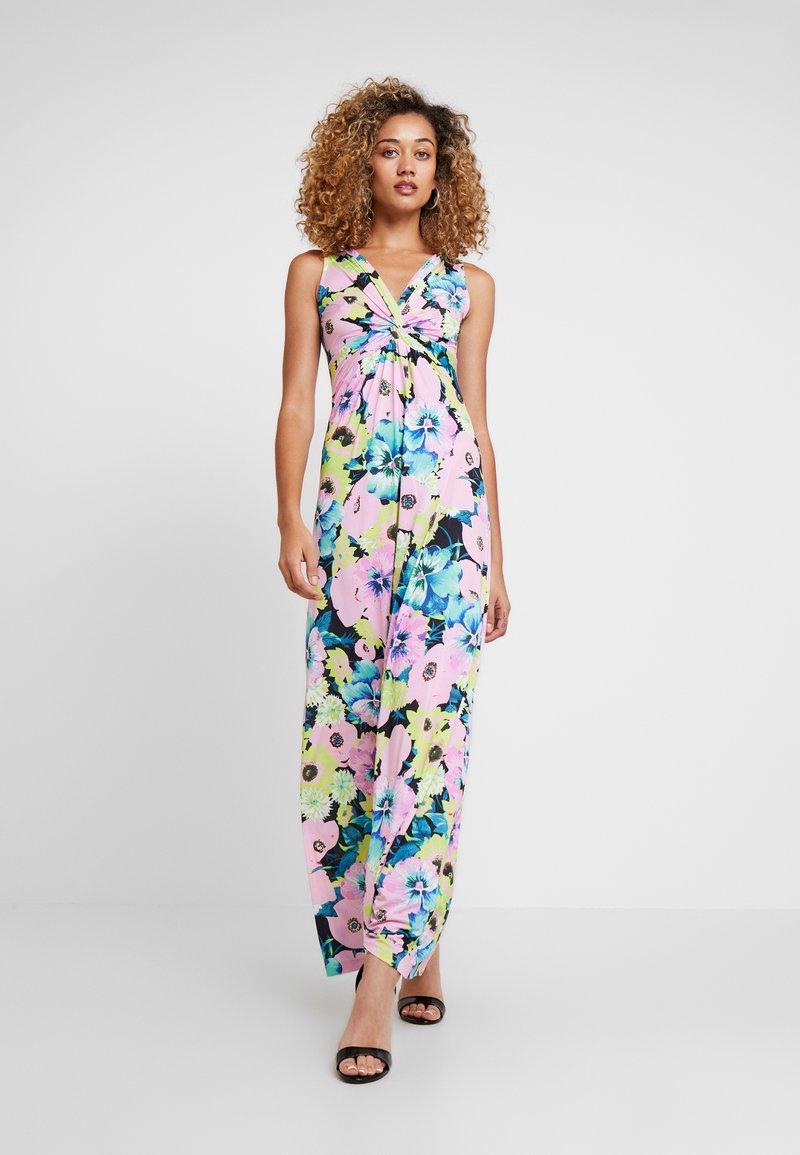 Anna Field - Maxi šaty - lilac/yellow