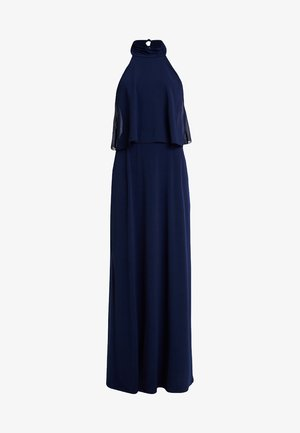 Korte jurk - maritime blue