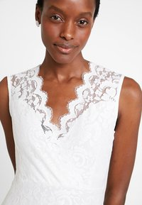 Anna Field - Společenské šaty - white - 4