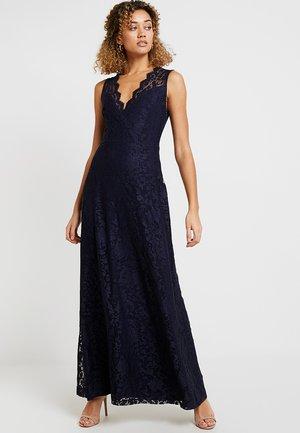 Společenské šaty - maritime blue