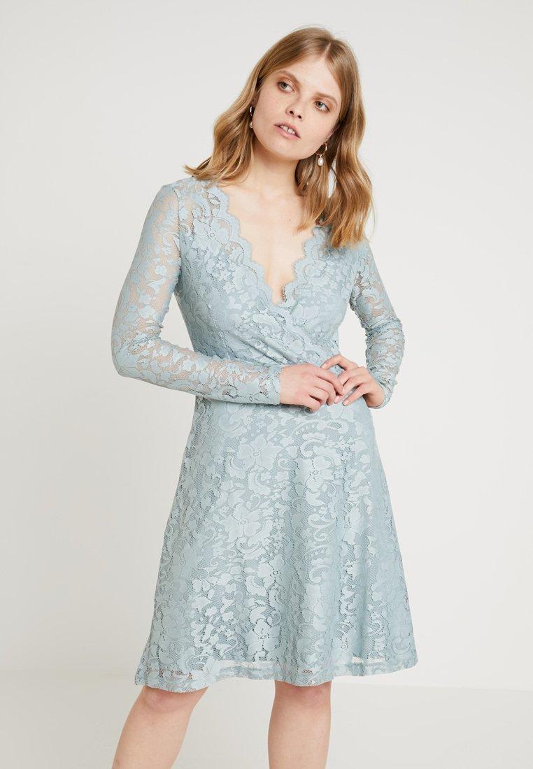 Anna Field - Cocktailkleid/festliches Kleid - silver blue