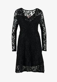 Anna Field - Koktejlové šaty/ šaty na párty - black - 5