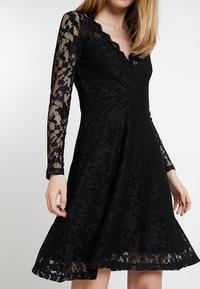 Anna Field - Koktejlové šaty/ šaty na párty - black - 6