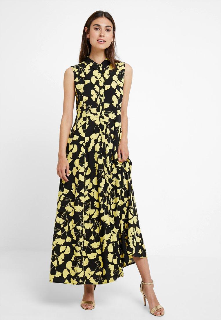 Anna Field - Blusenkleid - yellow/black