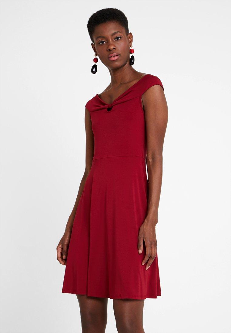 Anna Field - Jersey dress - red