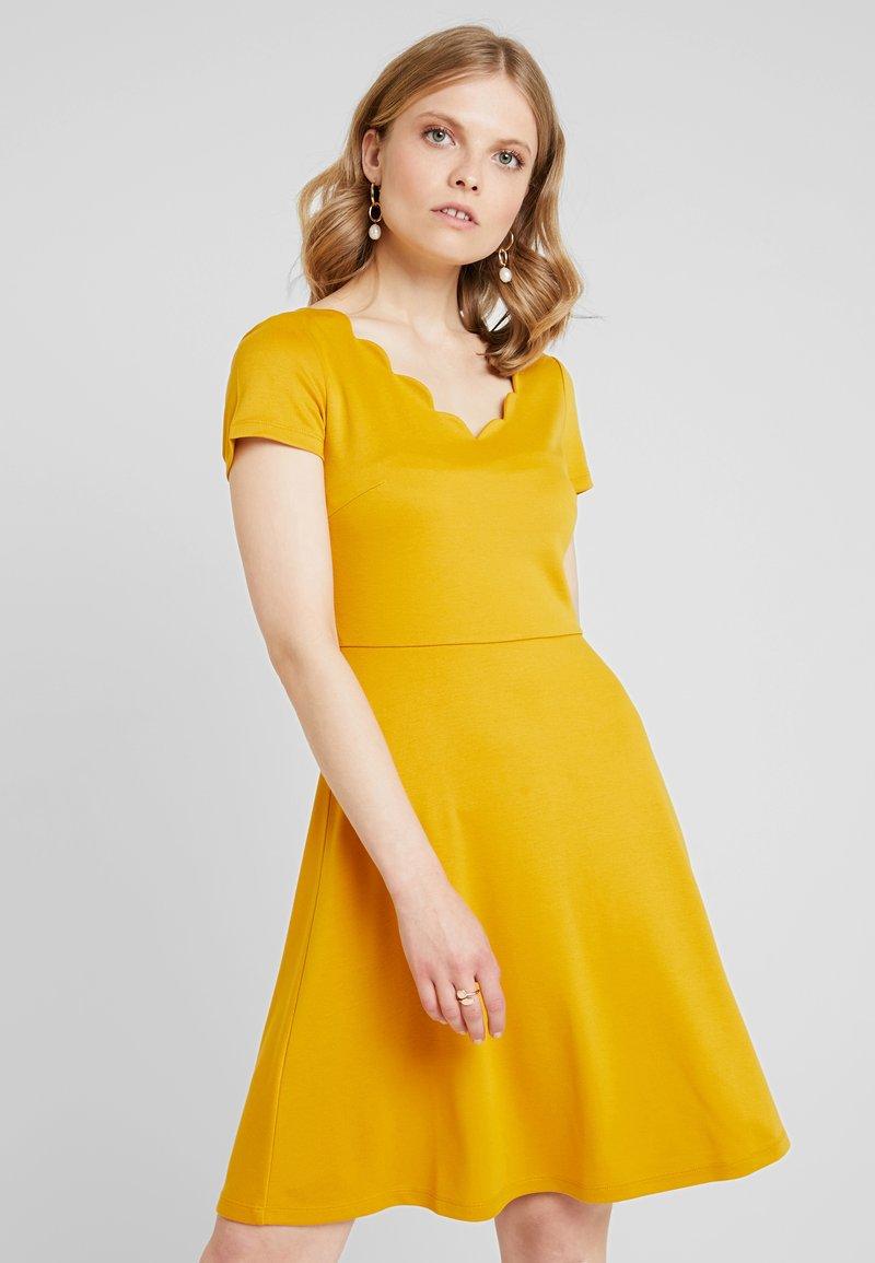 Anna Field - Jersey dress - golden yellow