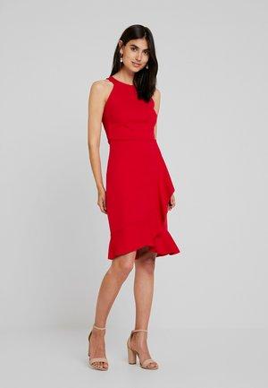 Korte jurk - goji berry