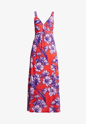 Maxi šaty - purple/pink/red