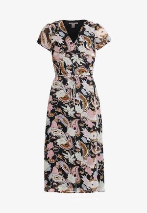 Denní šaty - rose/blue
