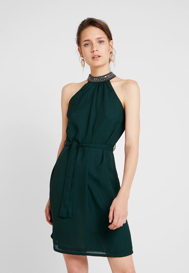 Koktejlové šaty/ šaty na párty - scarab