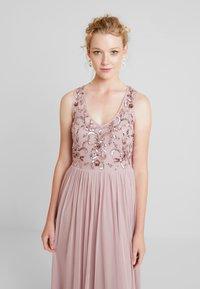 Anna Field - Společenské šaty - mauve - 3