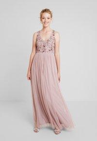 Anna Field - Společenské šaty - mauve - 0