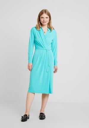 Kjole - turquoise