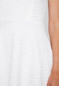 Anna Field - Vestito estivo - white - 5