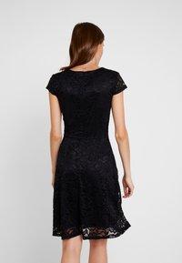 Anna Field - Koktejlové šaty/ šaty na párty - black - 3