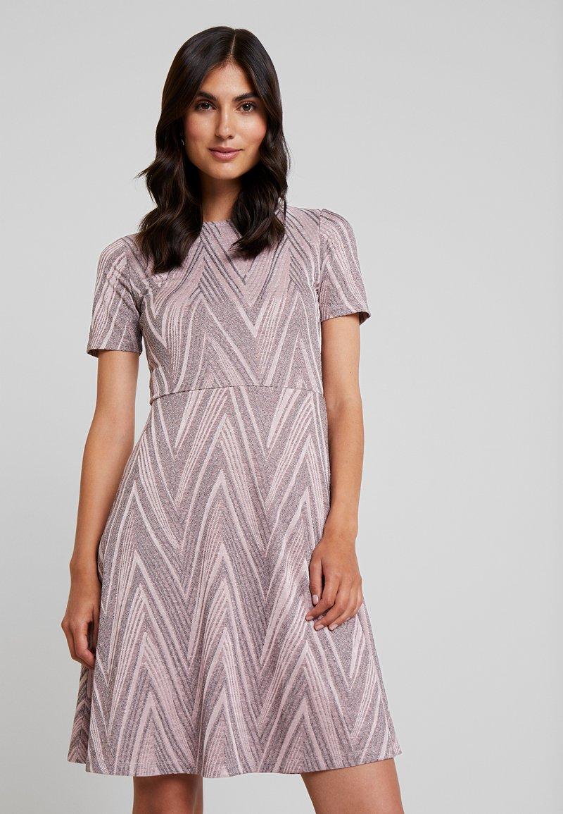 Anna Field - Jersey dress - rose