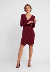 Anna Field - Day dress - zinfandel/dark red - 2