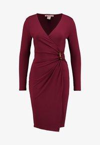 Anna Field - Day dress - zinfandel/dark red - 5
