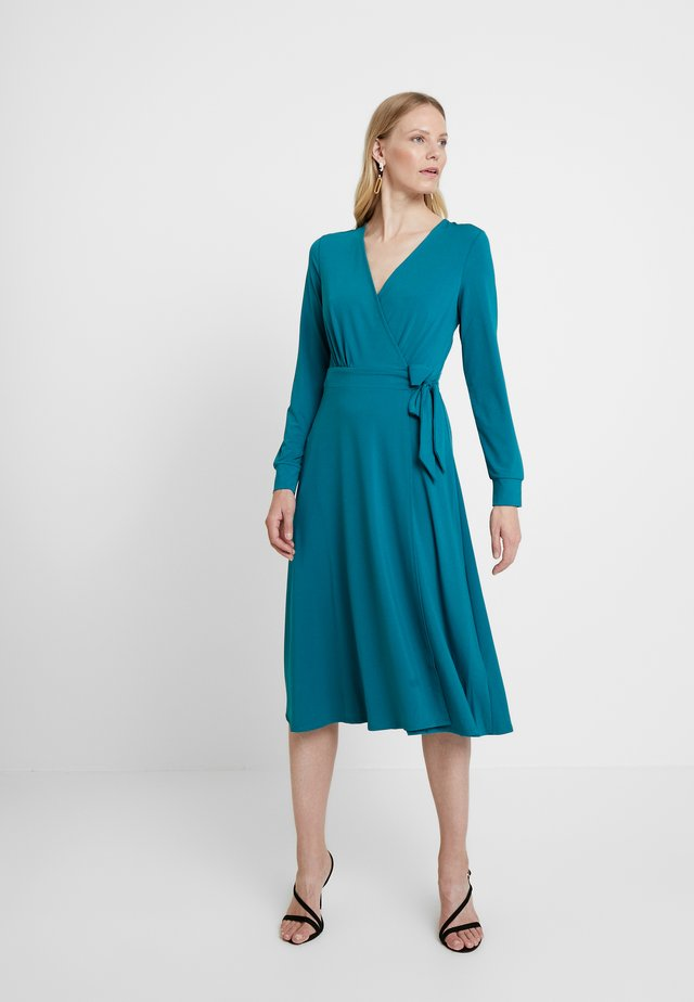 Shift dress - shaded spruce