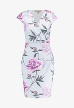 Cocktail dress / Party dress - rose/lilac