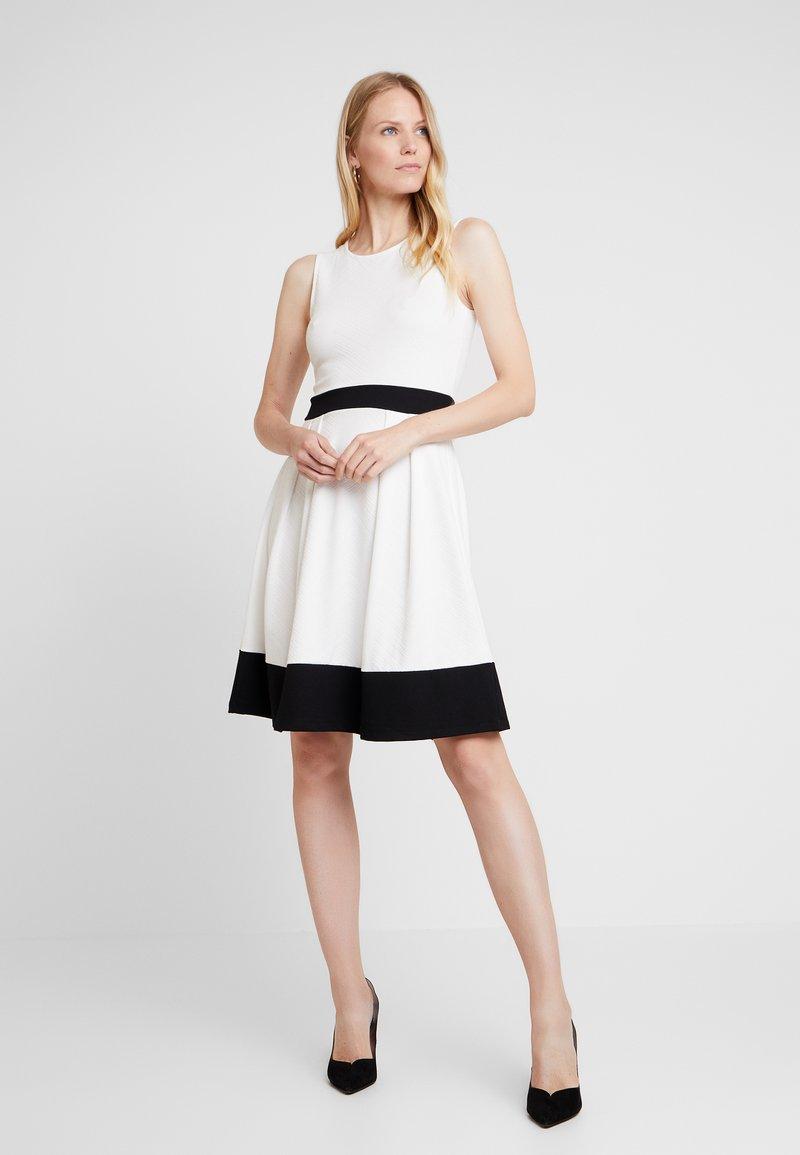 Anna Field - Cocktailkleid/festliches Kleid - white/black