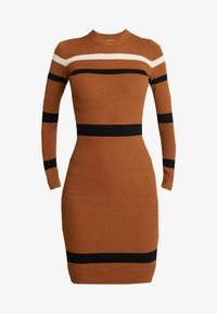Anna Field - Jumper dress - camel - 4