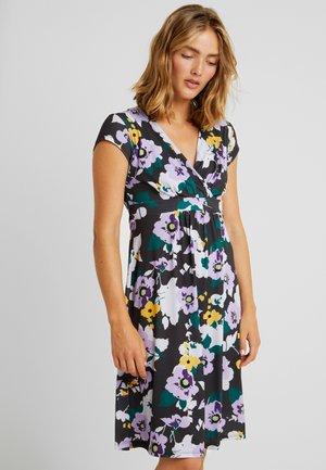 Robe d'été - grey/lilac