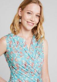 Anna Field - Day dress - white/blue/orange - 4