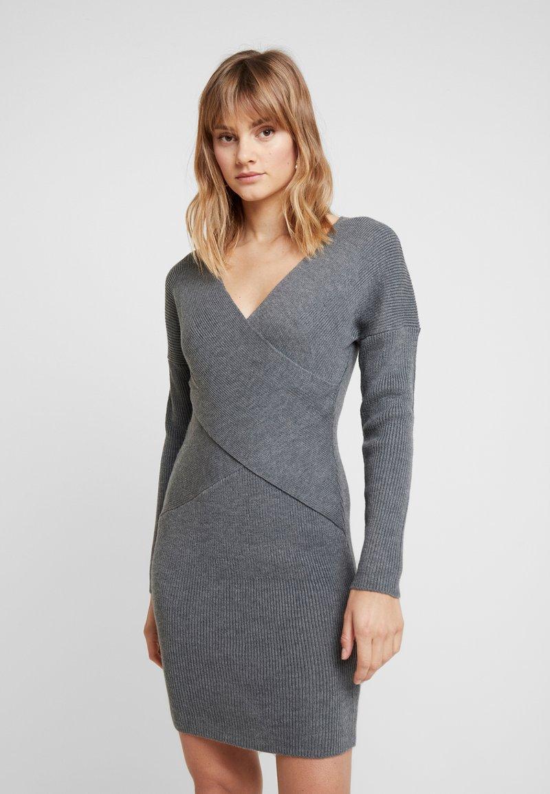 Anna Field - Pletené šaty - grey