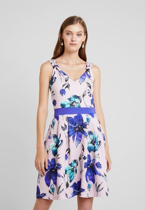 Day dress - pink/blue