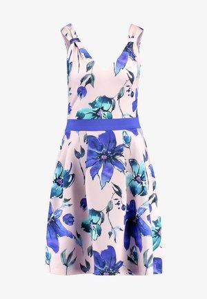 Day dress - pink/blue