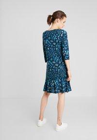 Anna Field - Day dress - blue/dark blue/black - 2