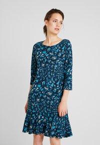 Anna Field - Day dress - blue/dark blue/black - 0