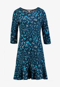 Anna Field - Day dress - blue/dark blue/black - 4