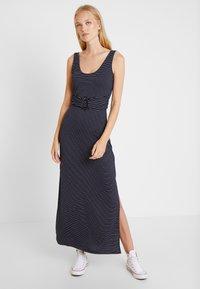 Anna Field - Maxi šaty - dark blue/white - 0