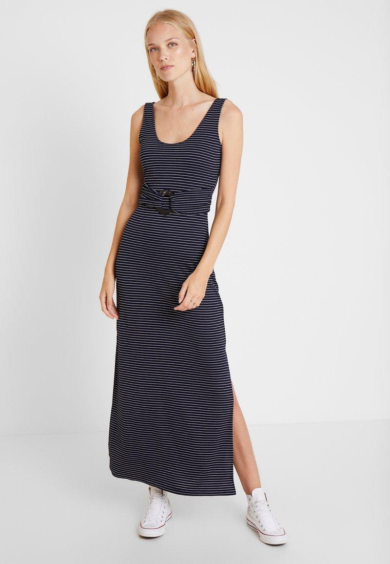 Anna Field - Maxi šaty - dark blue/white