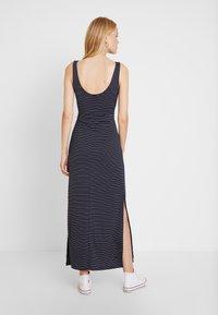 Anna Field - Maxi šaty - dark blue/white - 3