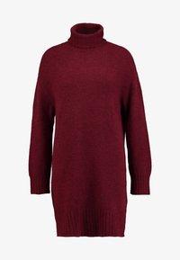 Anna Field - Jumper dress - winetasting - 4