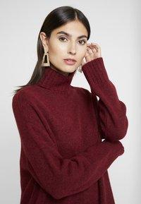 Anna Field - Jumper dress - winetasting - 5