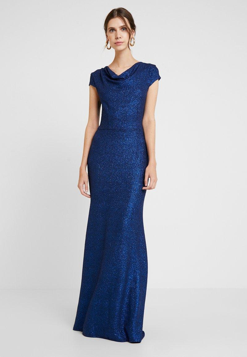 Anna Field - Koktejlové šaty/ šaty na párty - tmavě modrá