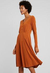 Anna Field - Day dress - caramel cafe - 0